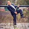 Andrej Zupan: Z ženo se podpirata in sodelujeta