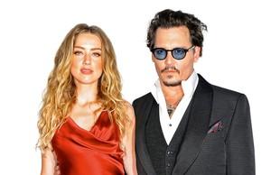 Amber Heard trdi, da naj bi jo Johnny Depp pretepal