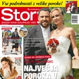 Jaki in Tina Jurgec sta se poročila hkrati še s štirimi pari, piše Story!