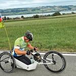 Najbolj prelomno leto za njegovo pot v ročnem kolesarstvu je bilo lansko, ko si je kupil novo kolo. (foto: Osebni arhiv, Goran Antley, Janez Kotar)