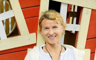 Brigita Langerholc: Deklice sledijo njenemu zgledu