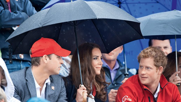 Sta princ Harry in vojvodinja Kate ljubimca? (foto: Profimedia)