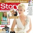 Revija Story o vseh podrobnostih s poroke Manje Plešnar in Dalibora Stevića!