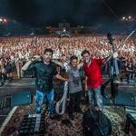 2CELLOS na polnem Tomislavcu praznoval 5 let! (foto: Simone Di Luca)