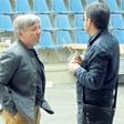 Mario Galunič in Slavko Ivančić: Avditorij v pričakovanju!