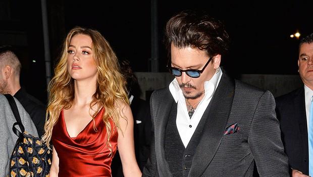 Johnny Depp si je spremenil tetovažo (foto: Profimedia)