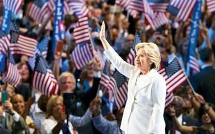 Hillary Rodham Clinton: Bo prva ameriška predsednica?