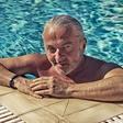Milan Gačanovič: Poziral v Grčiji