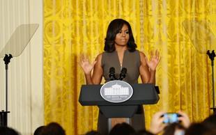 Michelle Obama: Slovo velike dame Bele hiše