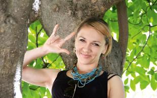 Neverjetna zgodba: Maja, ki čuti glasbo, in Ajda, ki sliši gluhe