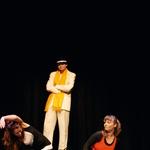 Maja v eni od  plesnih predstav. (foto: osebni arhiv in Aleksander Leon Cvikl)