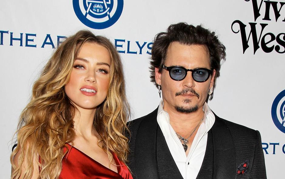 Johnny Depp: Z 20 pričami na sodišče proti Amber (foto: Profimedia)
