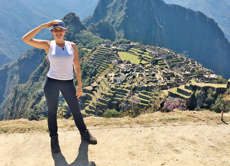 V štirih dneh na Machu Picchu