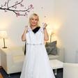Alenka Kesar: Martini podarila poročno obleko