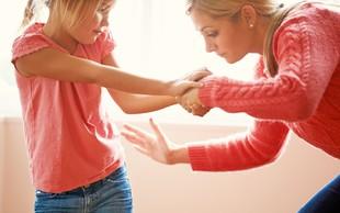 Kaznovanje otrok: Vsak udarec je nasilje