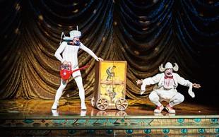Cirque du Soleil: Sanjarjenje na meji mogočega