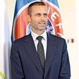 """Aleksander Čeferin: """"Sem nogometni fanatik"""""""