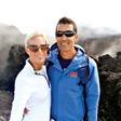 Taiji Tokuhisa in Ana Žlender Tokuhisa: Zaradi dela skrajšala medene tedne