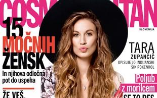 Tara Zupančič: Izpolnila se ji je najstniška želja