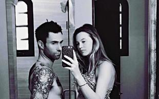 Adam Levine in Behati Prinsloo: Postala sta starša!