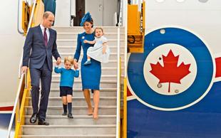 Vsa pozornost usmerjena v princa Georgea in princesko Charlotte