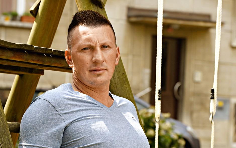 Faki Čaušević  (Kmetija: Nov začetek):  Ga res čaka zapor?! (foto: Igor Zaplatil)