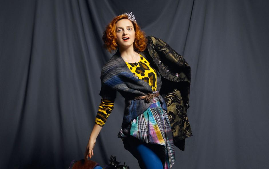 Lea Bernetič: Horoskop kaže, da je neustrašna in olikana (foto: revija Lea)