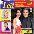 Amal in George Clooney: Grozijo jima s smrtjo! Več v Lei!