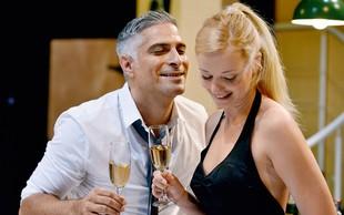 Ajda Smrekar in Sebastijan Cavazza: Zaljubljena kot najstnika