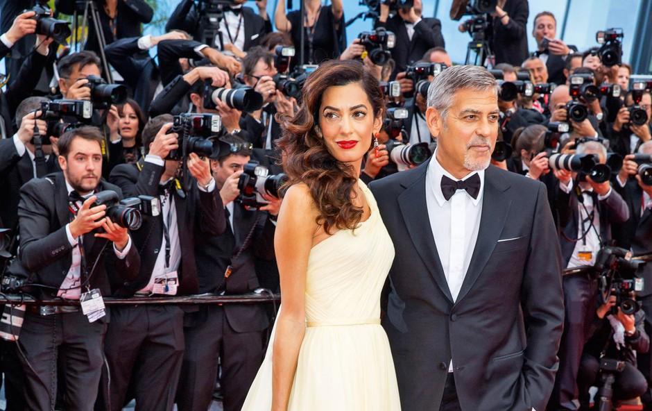 George Clooney: Grozijo jima s smrtjo (foto: Profimedia)