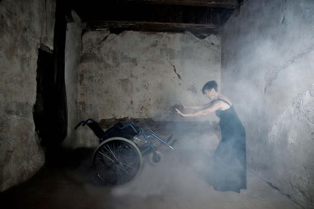 """Tadeja Polanšček - izpoved bolnice z multiplo sklerozo: """"Danes se borim naprej!"""" (foto: Zoran Norčič, osebni arhiv)"""