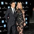 Kate Moss: Na skrivaj se je ločila