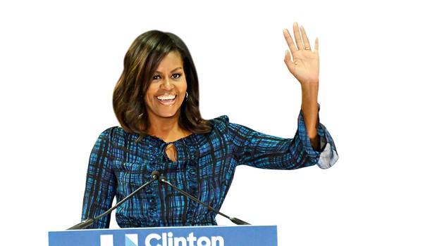 Michelle Obama: Svojo moč in vpliv uporablja za dober namen (foto: Profimedia)