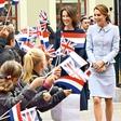 Princesa Kate: Prvič sama na tujem