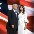Melania Trump: V pričakovanju volitev!