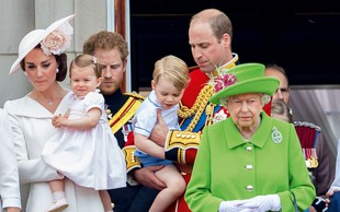 Princesa Charlotte je kopija svoje prababice