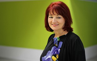Marta Turk: Podjetnica ima veliko energije, več kot drugi!