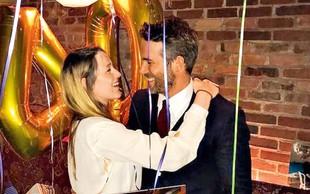 Ryan Reynolds: Vrnila sta se na kraj, kjer sta se zaljubila