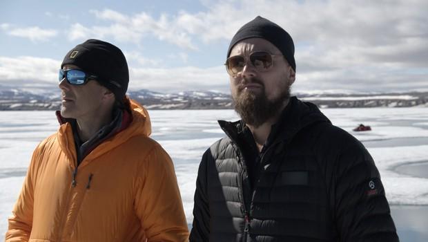 Dokumentarec 'Pred potopom' postal najbolj gledan film v zgodovini National Geographica!