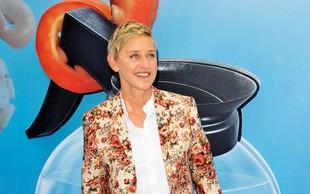 Ellen DeGeneres: Bila je brez službe in brez denarja