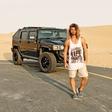 Tibor Golob obožuje puščave