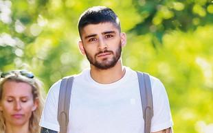 Zayn Malik: Spopadal se je z motnjami hranjenja