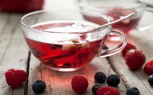 Čaji z goznimi sadeži, v katerih ni niti sledi gozdnih sadežev?