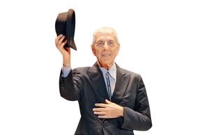 Poslovil se je Leonard Cohen