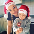 Ana Žontar Kristanc: Prvi božič z Liamom