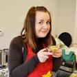Tanja Kocman: Obožuje solate in testenine