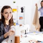 Ker sem šivala oblekice  za svoje otroke in jih  ponosno objavljala na  facebooku, sem plačala 500 evrov kazni. (foto: Shutterstock)