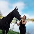 """Natalie C. Postružnik: """"Konj je fascinantna žival!"""""""