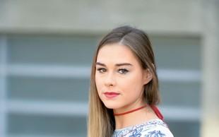 Kako dan preživi Miss Earth Slovenije Maja Strnad