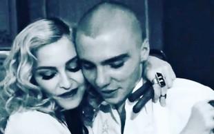 Madonna: Njen 16-letni sin Rocco je prišel navzkriž z zakonom!